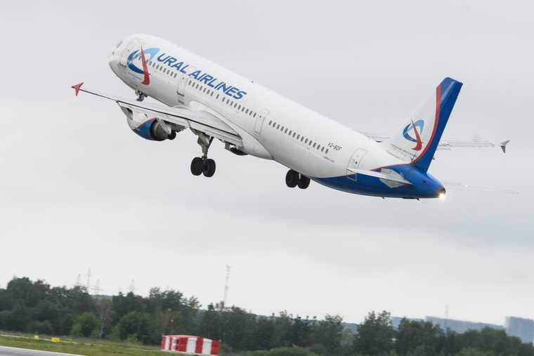 Екатеринбург Минск прямой рейс Уральские авиалинии