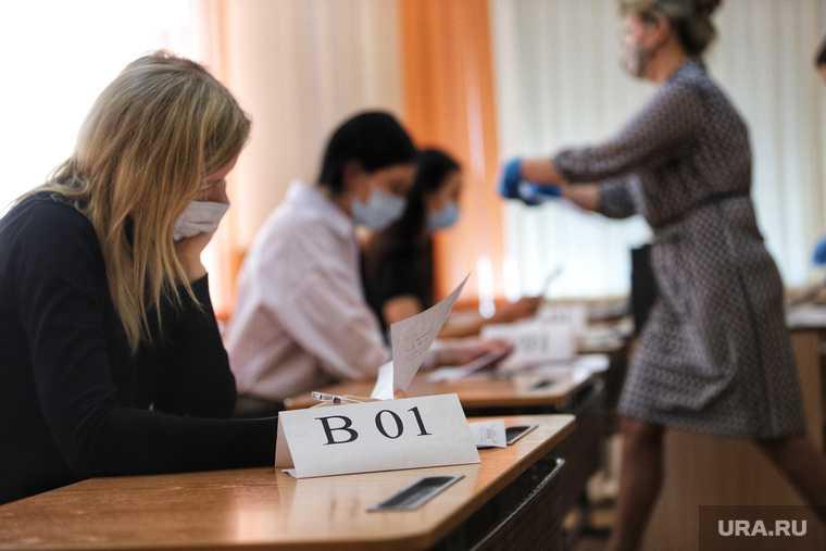 экзамены в школах