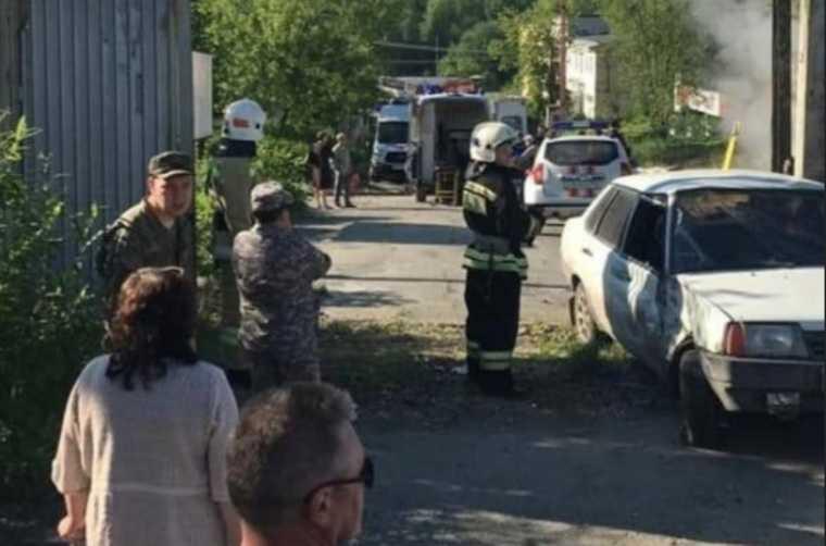 Жители Лесного рассказали о проблемах с автобусом, попавшим в ДТП. «Собирают из б/у запчастей». Фото