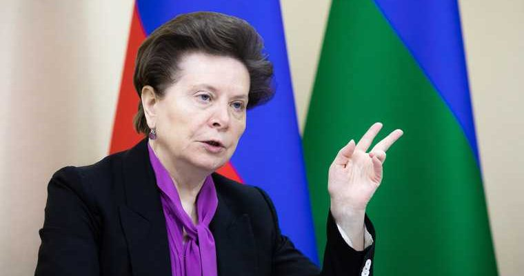 Губернатор ХМАО Наталья Комарова карантин Советский Югорск